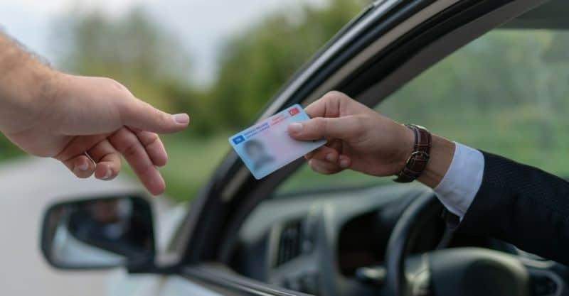 הגבלת רשיון נהיגה